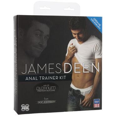 Doc Johnson James Deen Signature Anal Trainer Kit Набор для анальной стимуляции