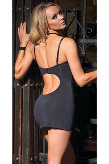 Coquette мини-платье С поддерживающим лифом