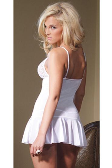 Coquette платье Украшено кружевом
