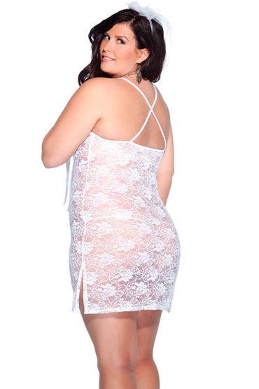 Coquette платье С атласным бантом