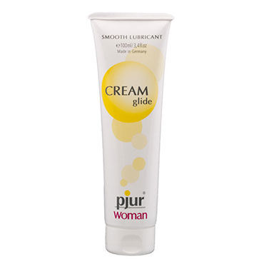 Pjur Woman Cream Glide, 100 мл Увлажняющий крем для женщин