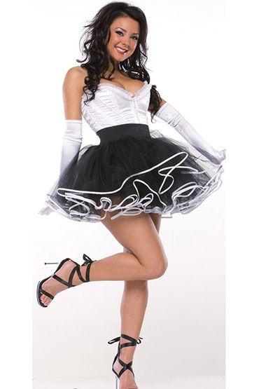 Coquette юбка-пачка С эластичной резинкой на поясе
