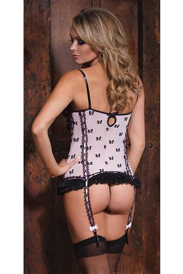 Coquette сорочка С открытой грудью
