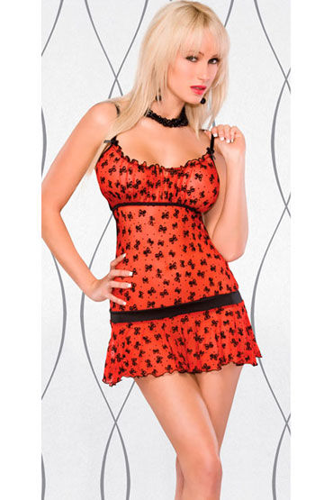 Coquette платье Сорочка с открытой спинкой