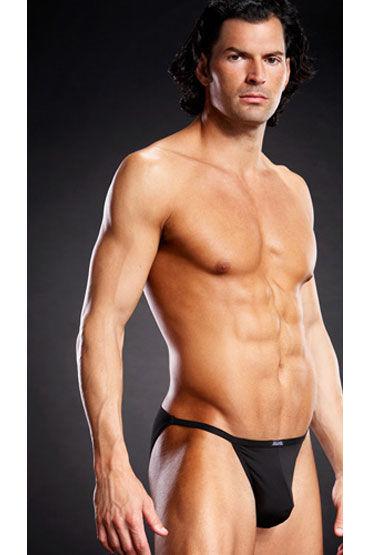 Blue Line стринг-бикини, черные, Мужские - Размер L-XL
