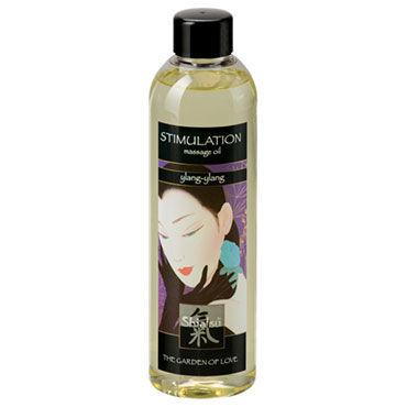 Shiatsu Oil Stimulation Ylang-ylang, 250 мл Массажное масло иланг-иланг