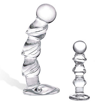 Glas Artisan Clear стимулятор Мужской стимулятор простаты