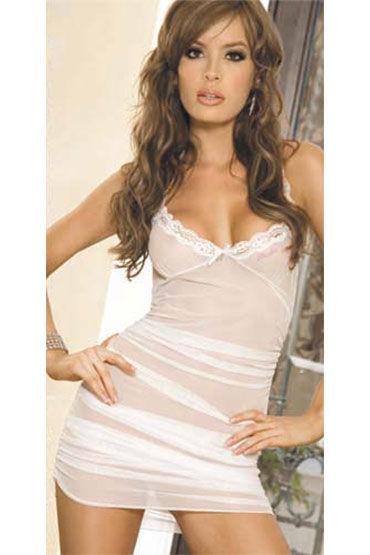 Hustler платье Полупрозрачное, с мягким лифом