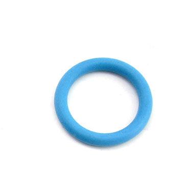 Lucom кольцо, голубое Из эластомера, 3,5 см
