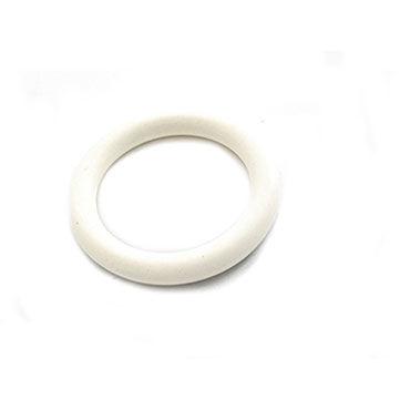 Lucom кольцо, белое Из эластомера, 3,5 см