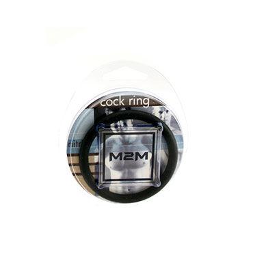 Lucom кольцо, черное Из эластомера, 5 см
