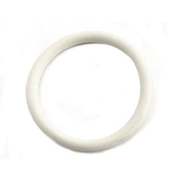 Lucom кольцо, белое Из эластомера, 5 см