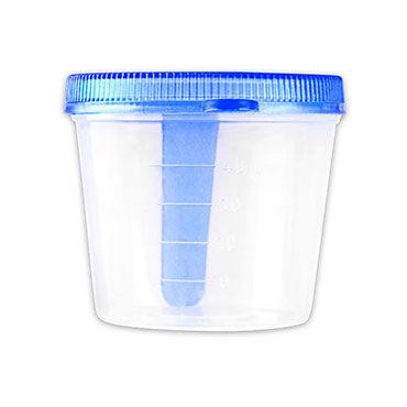 Lux Lab контейнер, Пластиковый для анализов