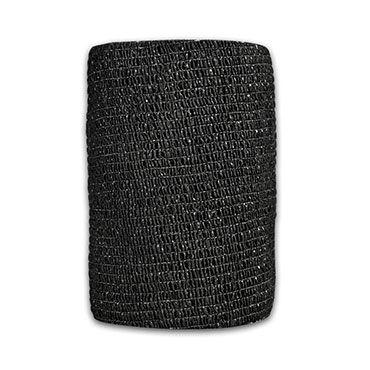 LuxLab лента, черная Перевязочная, средняя