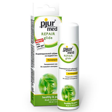Pjur Med Repair Glide, 30 мл Лубрикант с гиалуроновой кислотой
