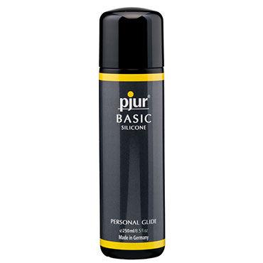 Pjur Basic Silicone, 250 мл, Универсальный силиконовый лубрикант