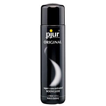 Pjur Original, 100 мл, Концентрированный силиконовый лубрикант