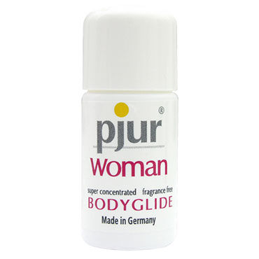 Pjur Woman Body Glide, 10 мл, Силиконовый лубрикант для женщин
