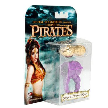 Digital Playground Stoya Purple Pleasure Ring кольцо С вибропулей