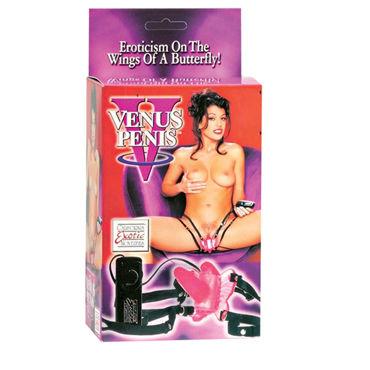 California Exotic Venus Penis Вибробабочка на ремешках