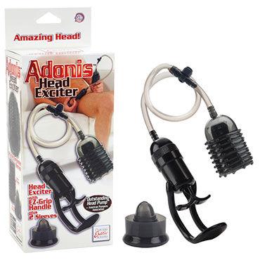 California Exotic Adonis Head Exciter Вакуумная помпа для головки