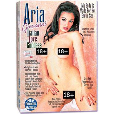 California Exotic Aria Giovanni, Эротическая кукла