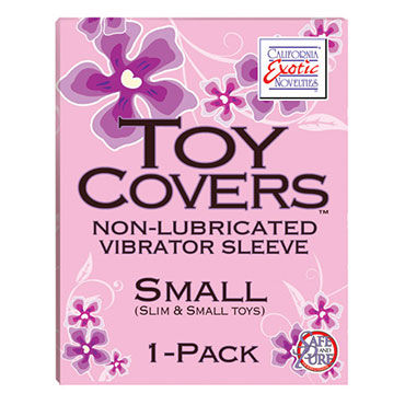 California Exotic Toy Covers Small, ������� ��� ����-������� ���������� �������