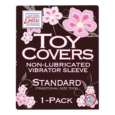 California Exotic Toy Covers Standart, ������� ��� ����-������� ������������ �������