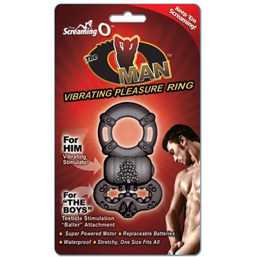The Screaming O The Man кольцо, Виброкольцо для мужчин