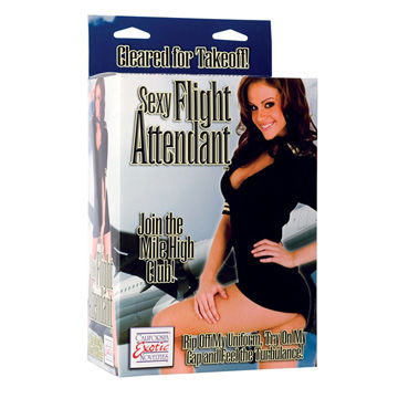 California Exotic Sexy Flight Attendant, Любовная кукла-стюардесса