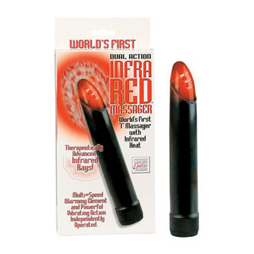 California Exotic Dual Action Infrared Massager, �������� � ������������ ����������