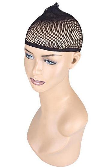 Erotic Fantasy сетка для волос, черная, Аксессуар для парика