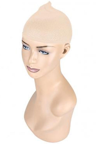 Erotic Fantasy сетка для волос, телесная, Аксессуар для парика