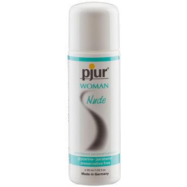 Pjur Nude, 30 мл, Лубрикант для чувствительной кожи