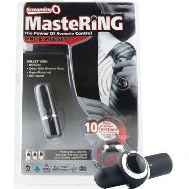 Screaming O MasteRing, Вибропуля с кольцом-контроллером
