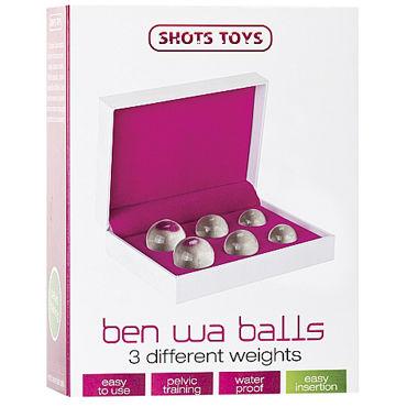 Shots Toys Ben Wa Balls Set Набор вагинальных шариков