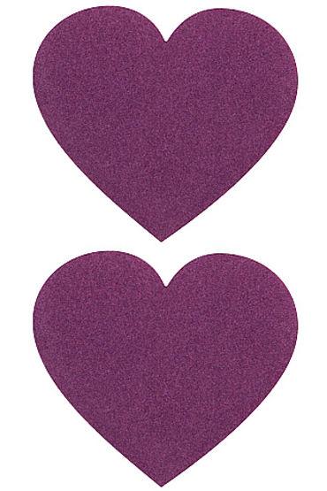 Shots Toys Nipple Sticker Hearts, ����������, ������� � ����� ��������