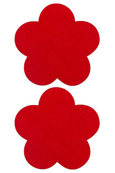Shots Toys Nipple Sticker Blossom, �������, ������� � ����� ���������