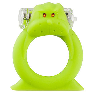 Shots Toys Wicked Walrus Эрекционное виброкольцо в виде моржа