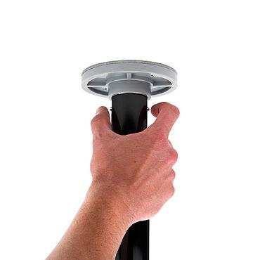 Shots Toys Professional Dance Pole, черный Профессиональный пилон