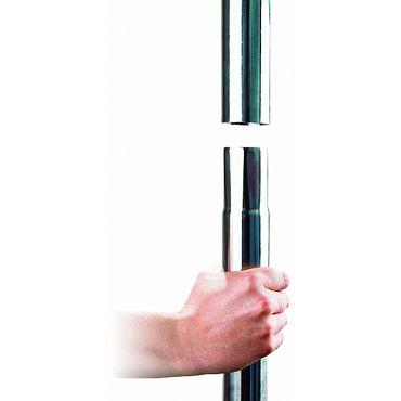 Shots Toys Professional Dance Pole, серебристый Проффесиональный пилон