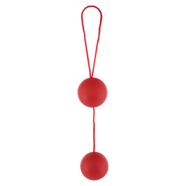 Toy Joy Jiggle Love Balls Вагинальные шарики на гибкой сцепке