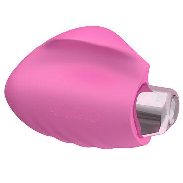 Mae B Soft Touch Finger Vibe, розовый, Вибратор для стимуляции эрогенных зон
