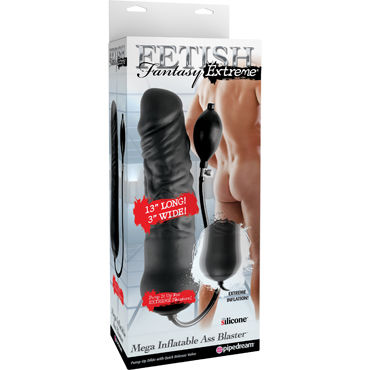 Pipedream Mega Inflatable Ass Blaster, �������� �������� ������������� �������� �������