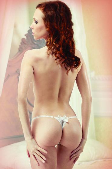Lola Anna Ажурные стринги с откровенным вырезом