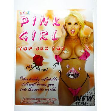 Baile Pink Girl Секс-кукла брюнетка