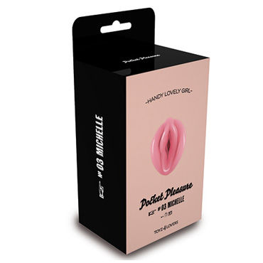 Toyz4lovers Pocket Pleasure Michelle Мастурбатор-вагина, классический