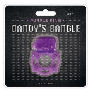 Toyz4lovers Dandys Bangle Kinky Эрекционное виброкольцо