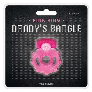 Toyz4lovers Dandy's Bangle Out Of Mind Эрекционное виброкольцо