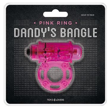 Toyz4lovers Dandy's Bangle Stay Tuned Эрекционное виброкольцо